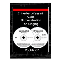E. Herbert-Caesari Audio Demonstration on Singing