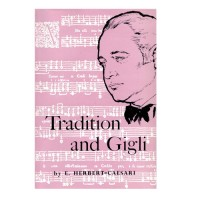 Tradition and Gigli